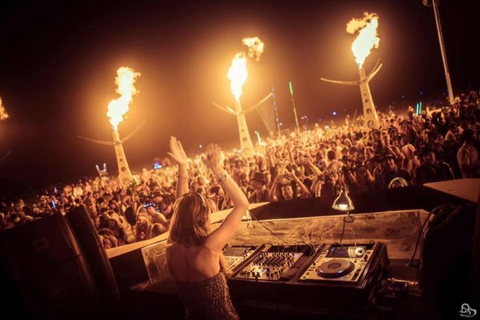 White Ocean venue attacked at Burning Man festival
