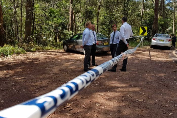 Detectives search for Matthew Leveson's body