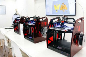3-D printers offer autonomy over manufacturing