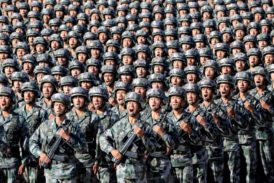 Image result for China's armed forces, pictures