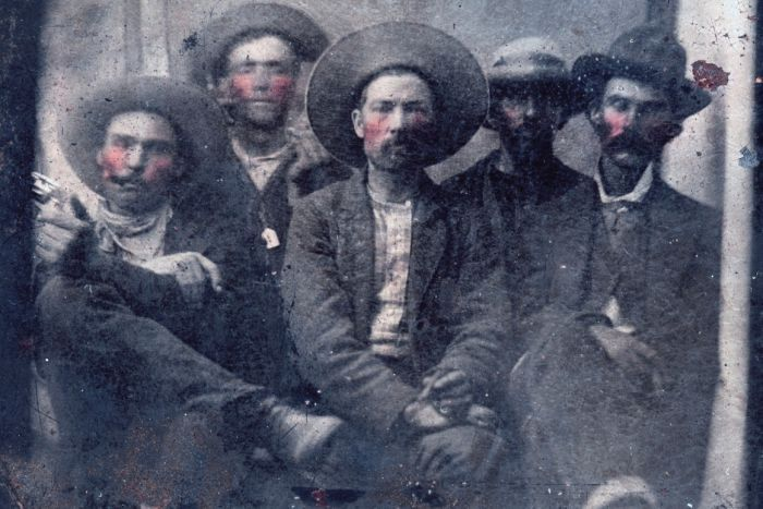 Amazing! Photo Of Billy The Kid With His Killer 'worth Millions' After Flea Market Discovery