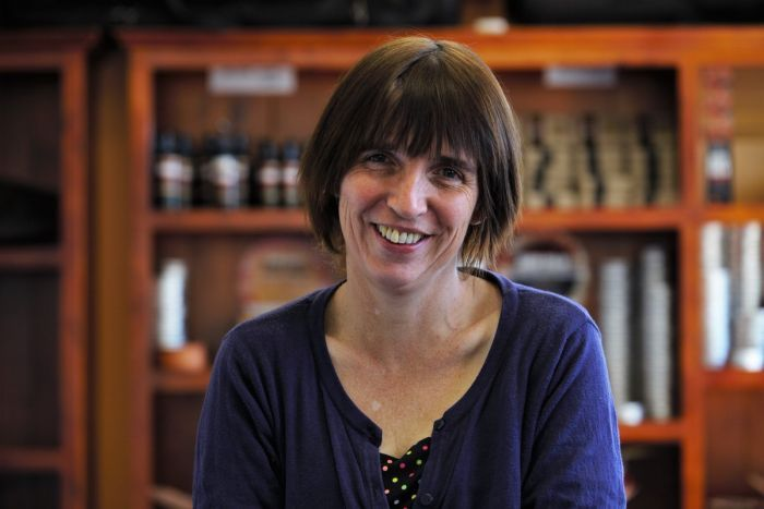 Sarah Brown, CEO of The Purple House