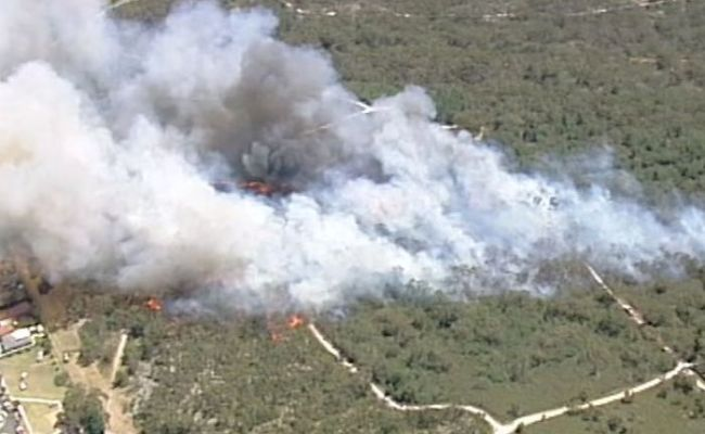 Victoria S Fire Threat Eases As Temperatures Plummet In
