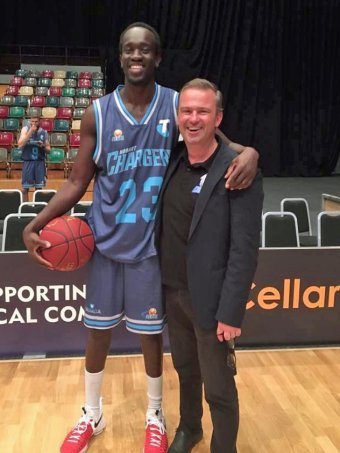 Hobart Chargers David Bartlett