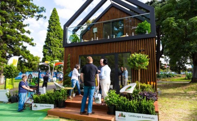 Tiny Houses Up For Sale Thanks To Australian Charity