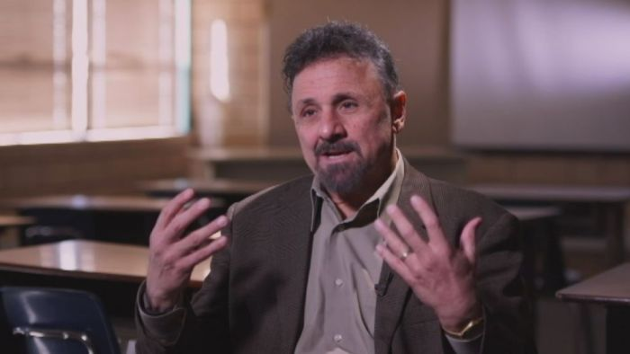 Frank DeAngelis was the principal at the time of the Columbine High School massacre