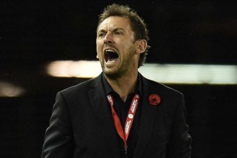 Former Socceroos defender Tony Popovic is now a successful coach
