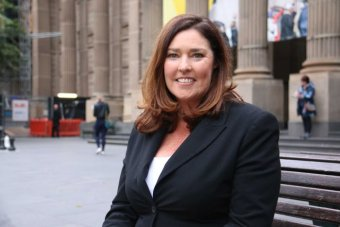 Foster Care Association of Victoria CEO Katie Hooper.