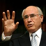John Howard: 'balanced and measured fashion'