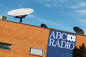 This Friday will be the first anniversary of when ABC Brisbane staff were told to leave the Toowong site. (File photo)