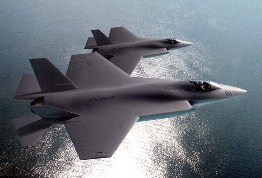 F-35 Joint Strike Fighter (http://www.abc.net.au)