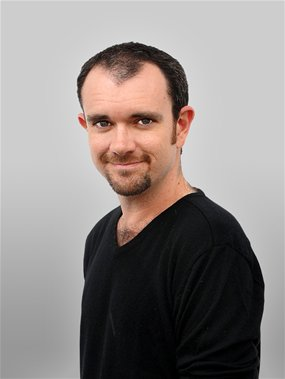 Breakfast presenter, Kier Shorey
