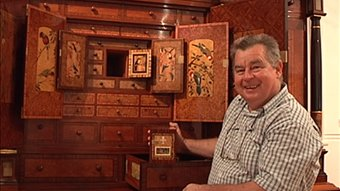 14m timber cabinet brings tears to the eyes  ABC North