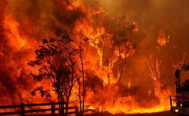 Top End Braces For Dangerous Bushfire Season Abc Darwin