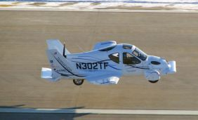 US authorities have bent their rules for the aircraft. (Terrafugia)