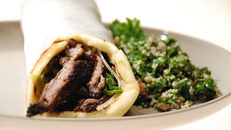 Greek Yiros  Recipes  Pohs Kitchen