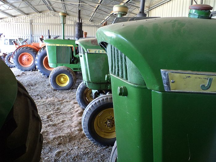Tractor collector  ABC Rural  Australian Broadcasting