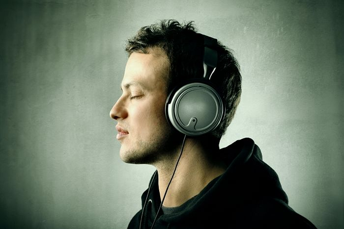 music listening
