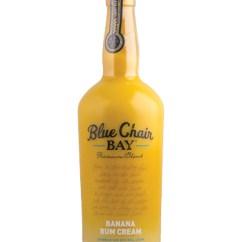 Blue Chair Rum Portable Baby High Bay Banana Cream