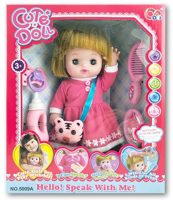 音樂娃娃(混款) - 玩具區