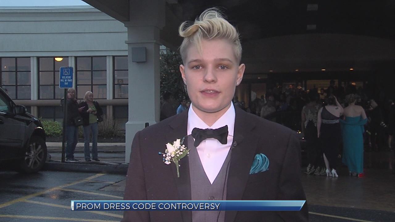 Prom Dress Code Controversy_326797