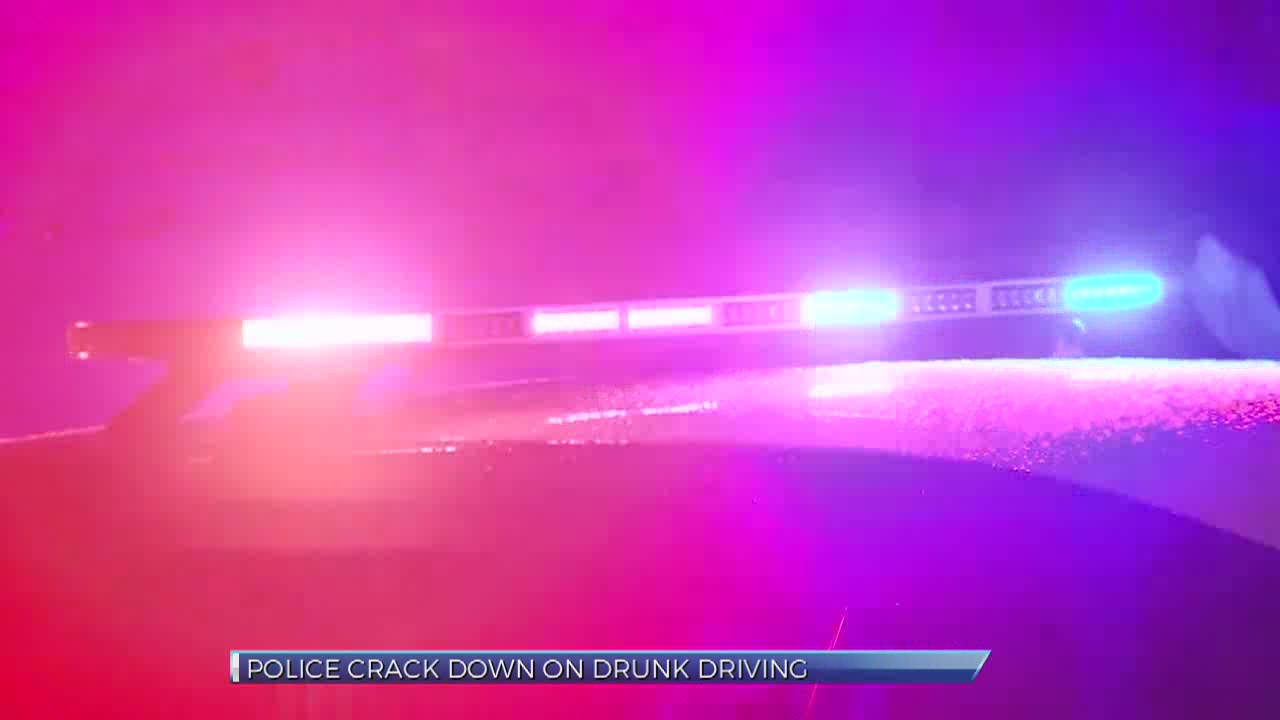 Hampden Township DUI arrests up 10 percent, DUI crashes down 33 percent in 2016