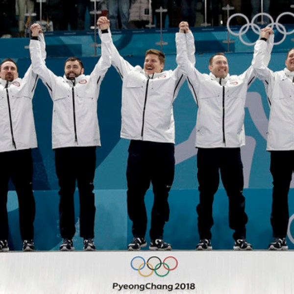 Pyeongchang Olympics Curling Men_711421