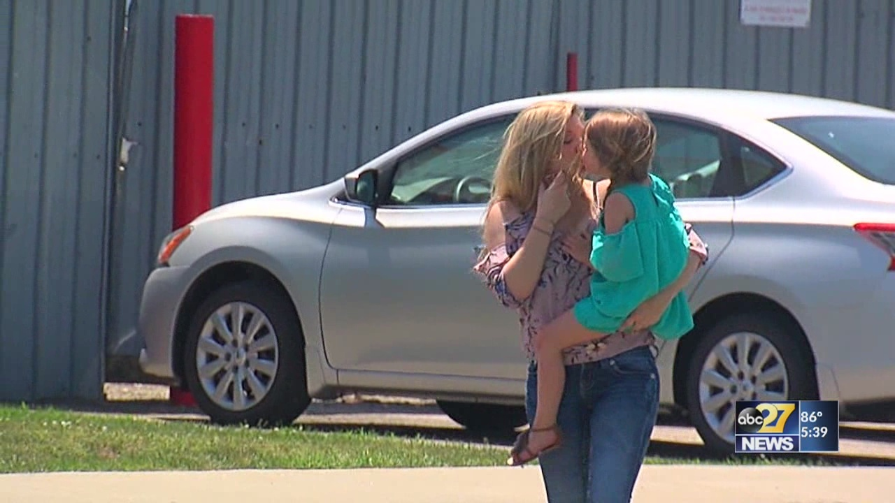 Young mom learns why gap insurance so important after fire