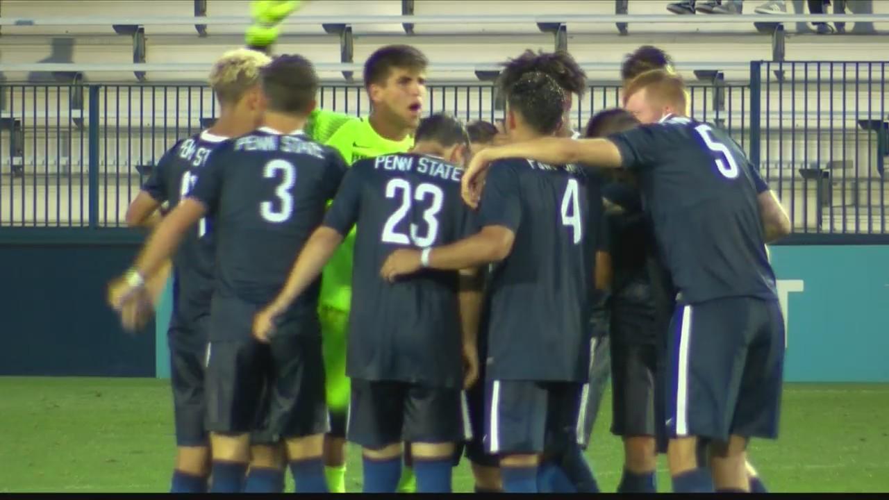 Cook Era Begins For PSU Men's Soccer
