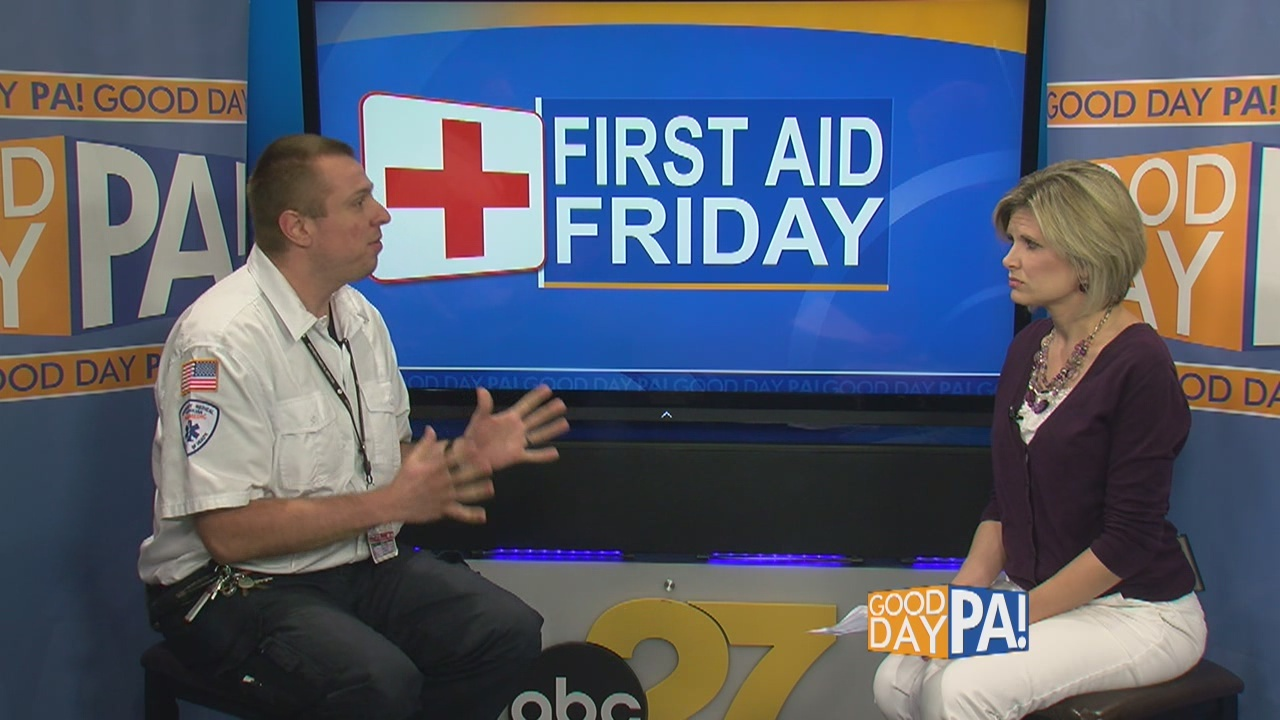 First Aid Friday: Spot the signs of a troubled teen