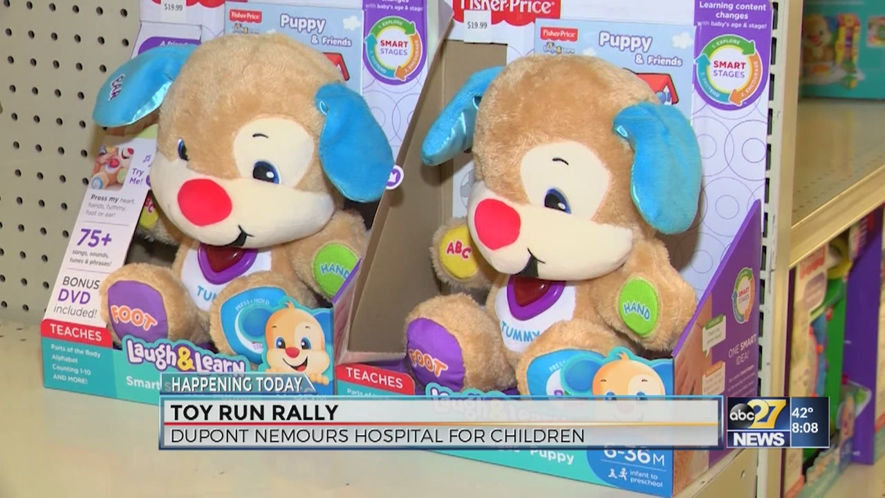 Toy Run Rally for DuPont Hospital for Children