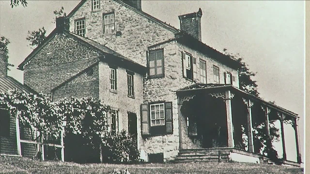Hidden History: Mifflin House