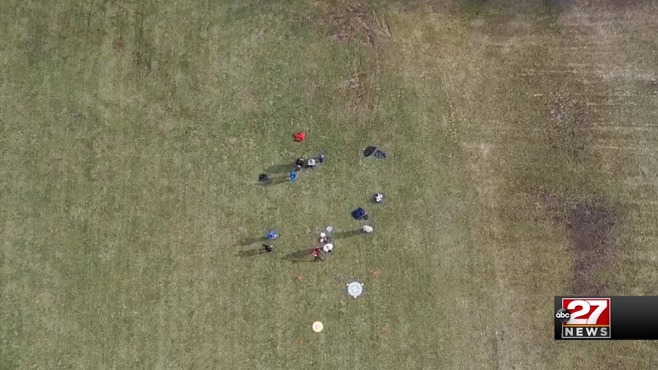 DIGITAL EXCLUSIVE: West Shore School District using drones to teach