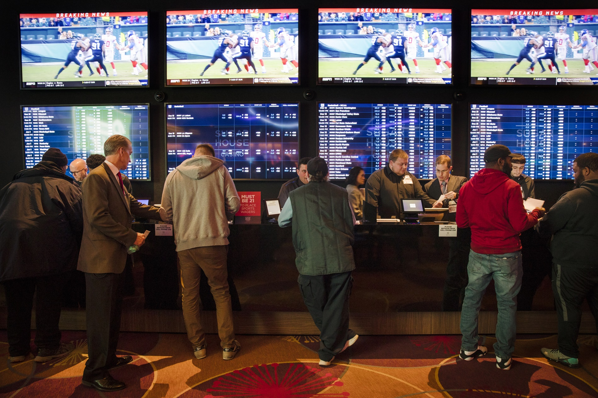 Sports Betting Falling Short_1557969574518
