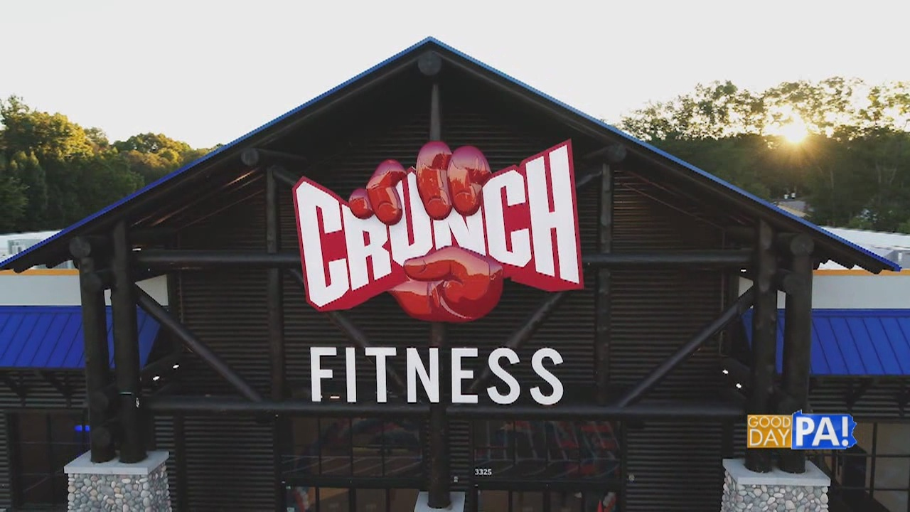 Crunch Fitness is new to Harrisburg but not to fitness