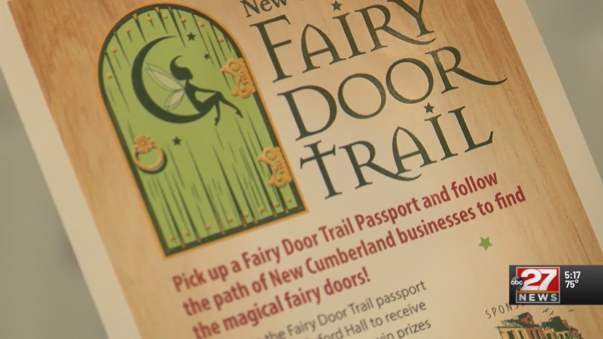 Fairy Door Trail program encourages people to explore community