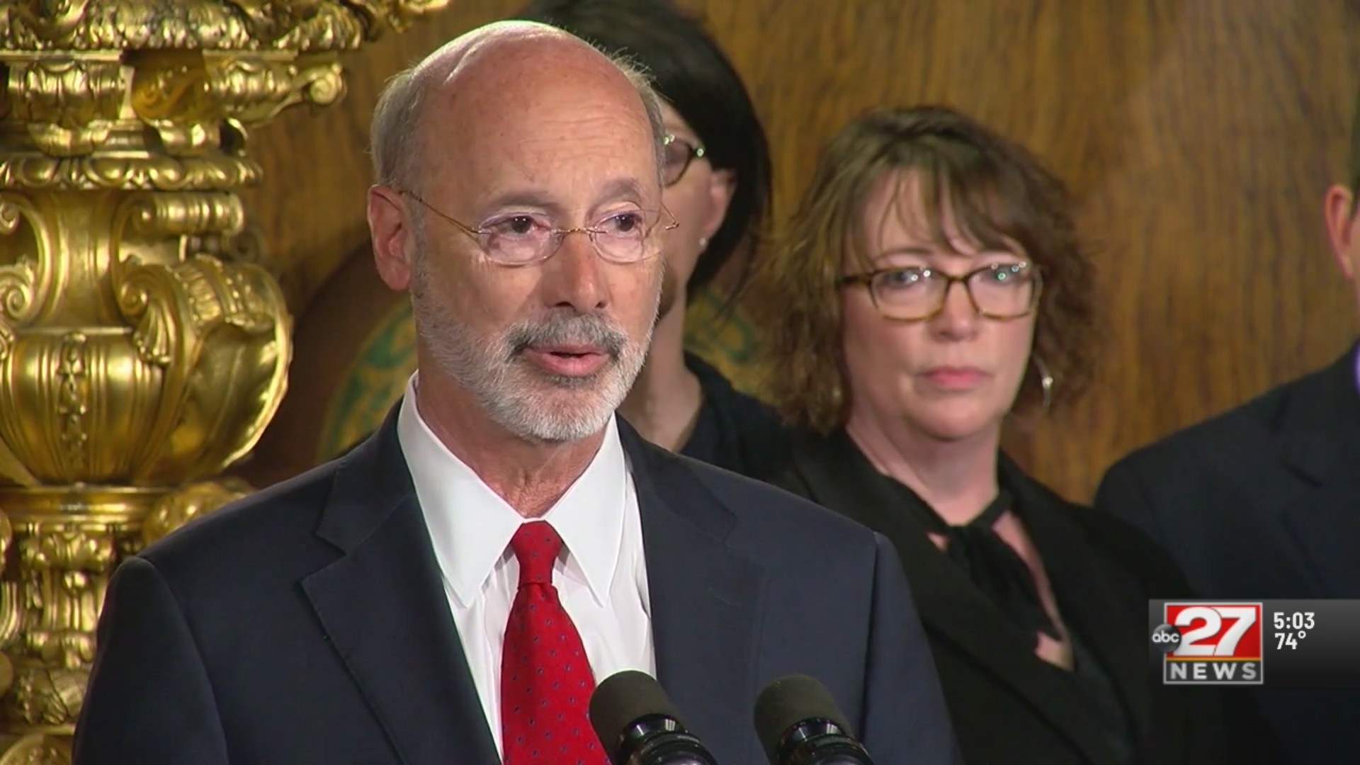 Gov. Wolf signs sixth opioid disaster declaration renewal