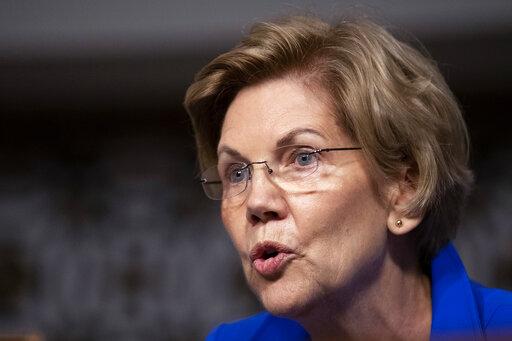 Elizabeth Warren, Mark Esper
