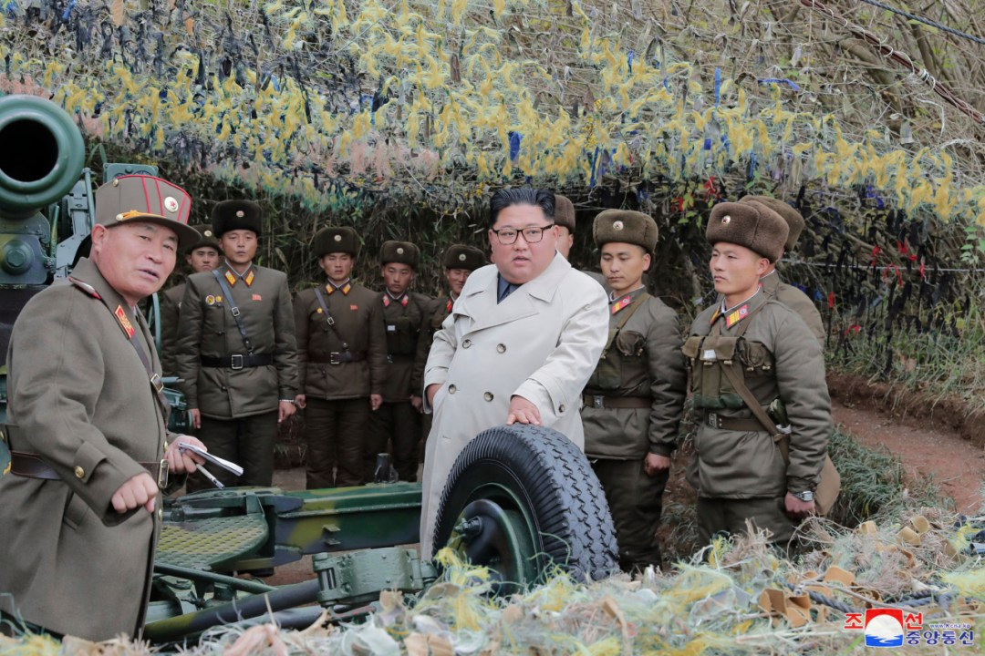 North Korea May Deploy Super Large Rocket Launcher Soon