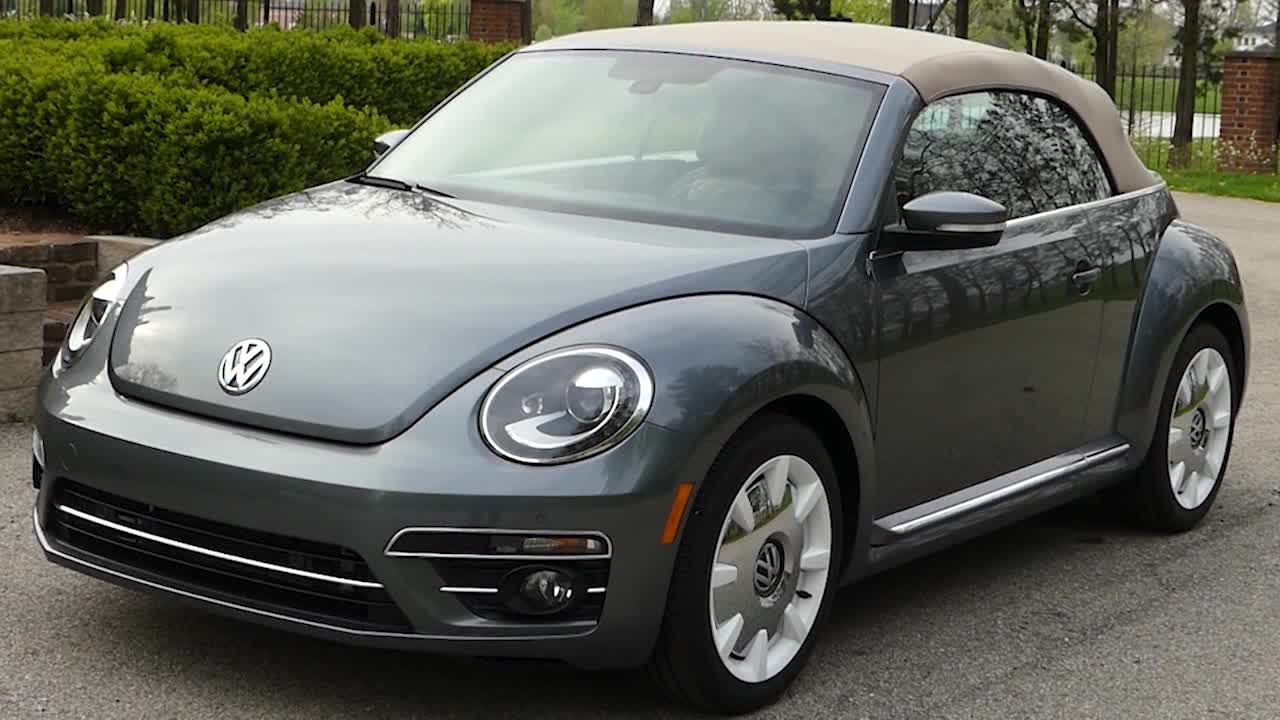 2019 Volkswagen Beetle Final Edition Cabriolet