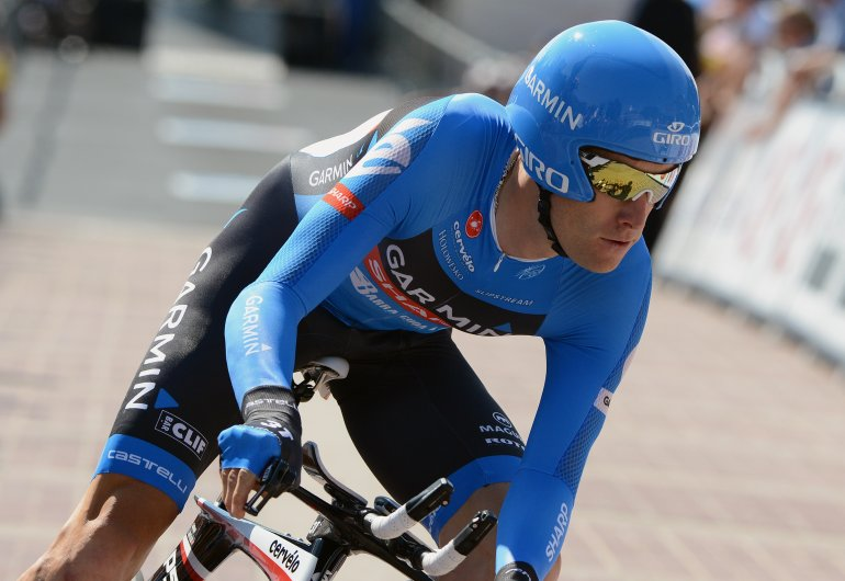 Quest For Gold Olympic Cyclist Christian Vande Velde