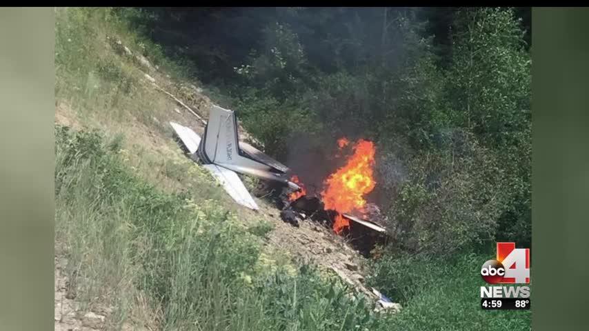 Three People Walk Away From Plane Crash_57951887-159532