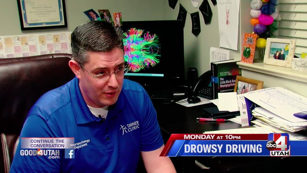 Drowsy Driving Promo