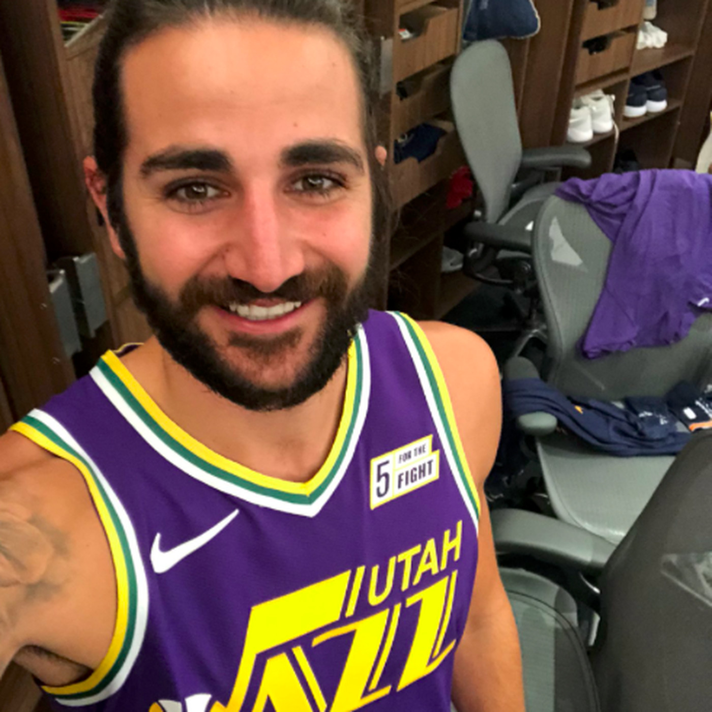 the latest 153e0 a5417 Utah Jazz will wear throwback jerseys nine times this season