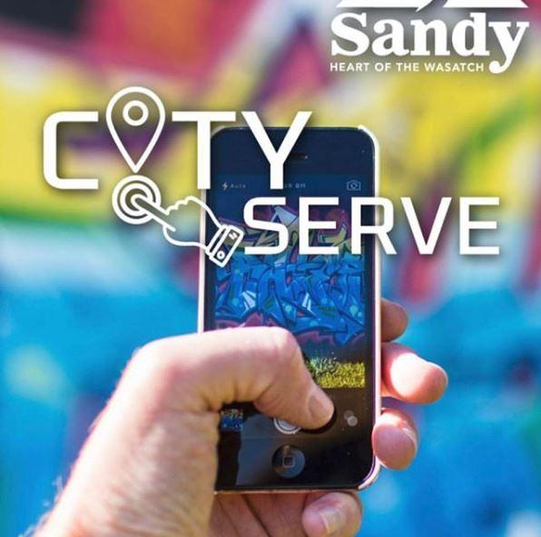 city serve app sandy