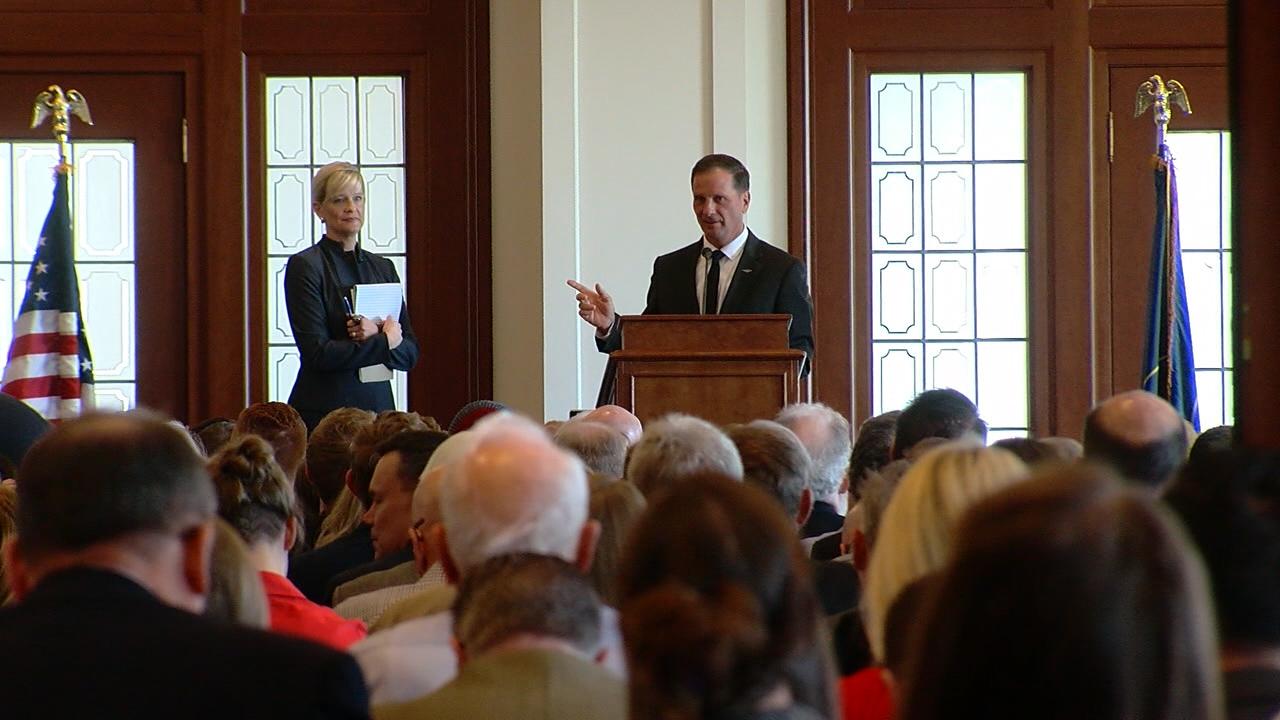 Representative Chris Stewart hosts security summit