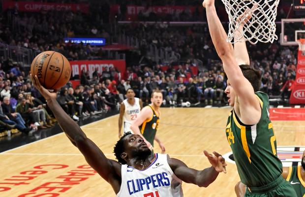 Jazz Clippers Basketball_1547710173099
