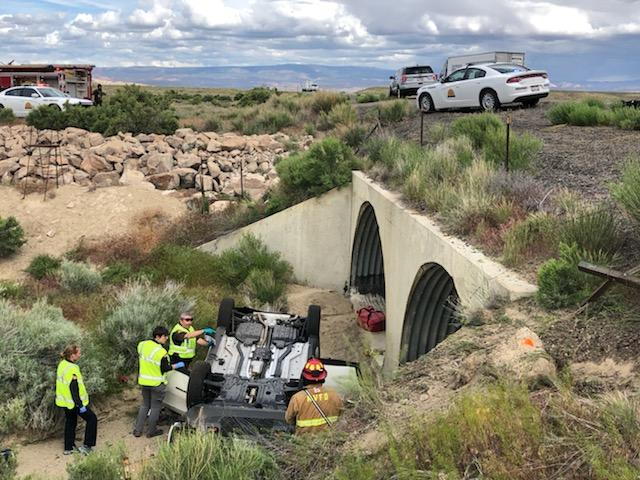 Maryland woman killed in crash along I-70