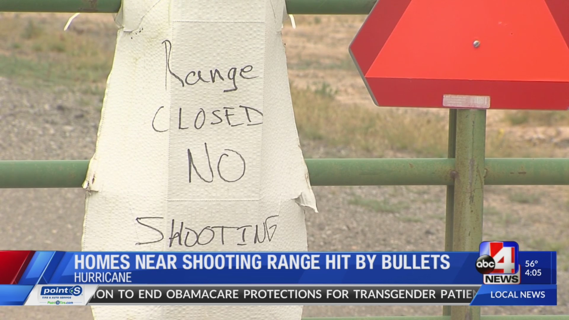 Southern Utah Practical Shooting Range partially closes after residents report ricocheting bullets