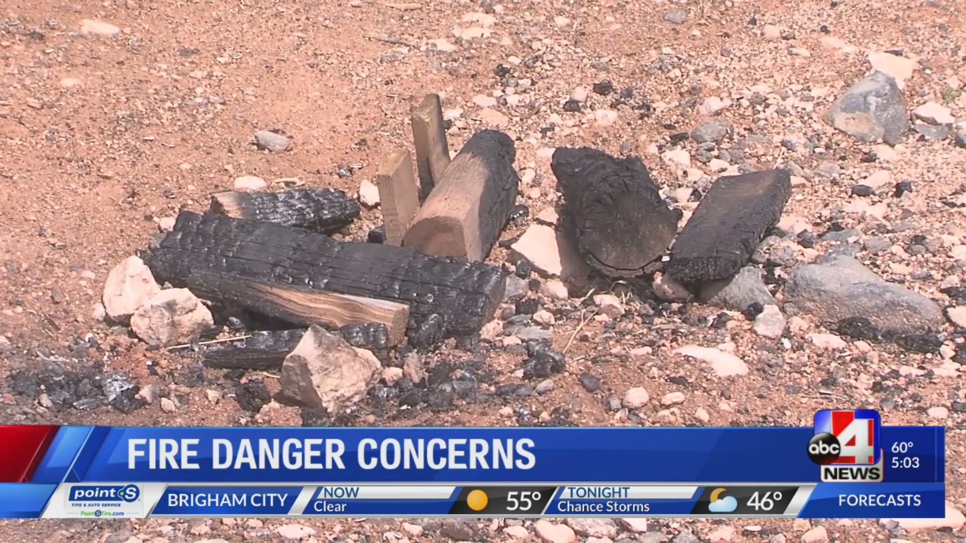 St. George fire officials say this year will likely be the worst fire season in over a decade